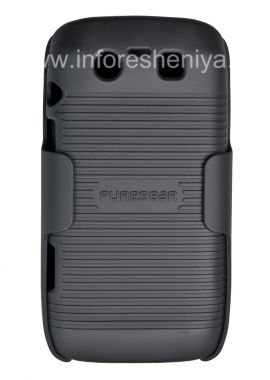 Buy Corporate plastic Case + Holster PureGear Shell Holster for BlackBerry 9850/9860 Torch