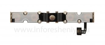 Chip keypad for BlackBerry P'9981 Porsche Design, The black