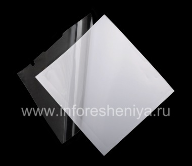 Buy Proprietary ultra-thin protective film for the screen CLiREX UltraClear for BlackBerry P'9981 Porsche Design