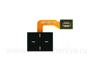Trackpad (Trackpad) HDW-42635-004 * for BlackBerry P'9981 Porsche Design, The black