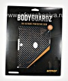 """Photo 3 — Corporate set of screen protectors and body BodyGuardz Armor for the BlackBerry PlayBook, Black texture """"Carbon Fiber"""""""