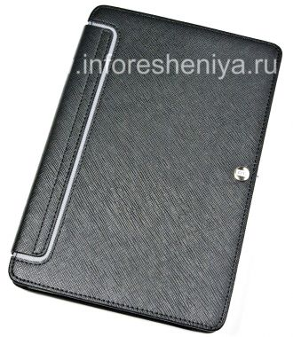 Buy Signature Leather Case Folder with Stand Case-Mate Venture Case for BlackBerry PlayBook