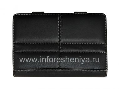 Buy Signature Leather Case Folder with Stand handmade Monaco Book Type Leather Case Stand for BlackBerry PlayBook