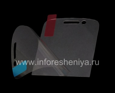 Buy Original protective film for the screen is transparent (2 pieces) for BlackBerry Q10