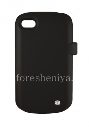 Case-battery for BlackBerry Q10, Matte Black