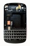 The original case for BlackBerry Q10, Black, T1