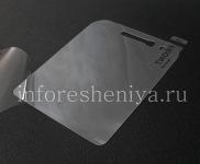 Screen protector for transparent BlackBerry Q5, Transparent