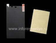 "Screen protector matt ""Privacy"" for BlackBerry Z10 / 9982, Darkened"