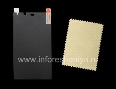 """Buy Screen protector matt """"Privacy"""" for BlackBerry Z10 / 9982"""