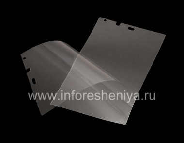 Buy Proprietary ultra-thin protective film for the screen Savvies Crystal-Clear for BlackBerry Z10 / 9982