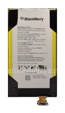 Buy Original battery BAT-50136-003 * for BlackBerry Z30