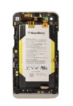 The middle part in the assembly with the battery BAT-50136-003 * for BlackBerry Z30