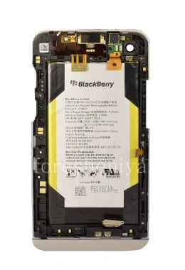 Buy The middle part in the assembly with the battery BAT-50136-003 * for BlackBerry Z30