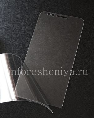 Buy Proprietary ultra-thin protective film for the screen Savvies Crystal-Clear for BlackBerry Z30