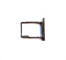 Memory card holder for BlackBerry Classic, Metallic