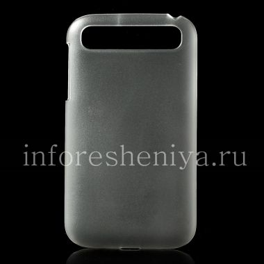 Buy Plastic Case Cover-transparent matt for BlackBerry Classic