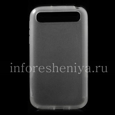 Buy Silicone Case transparent sealed for BlackBerry Classic