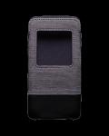 The original combination Case-pocket Smart Pocket for BlackBerry DTEK50, Grey/Black