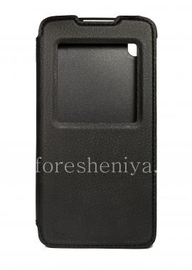 Buy The original leather case with a flip lid Smart Flip Case for BlackBerry DTEK50