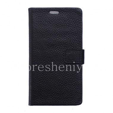 """Buy Leather Case horizontal opening """"Classic"""" for BlackBerry DTEK50"""
