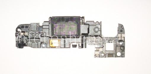 Верхняя панель с голосовым динамиком и антеннами BlackBerry DTEK50, Черный