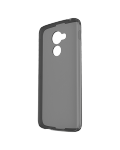 The original silicone case sealed Soft Shell Case for BlackBerry DTEK60, Black