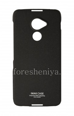 Buy Firm plastic cover, cover IMAK Sandy Shell for BlackBerry DTEK60
