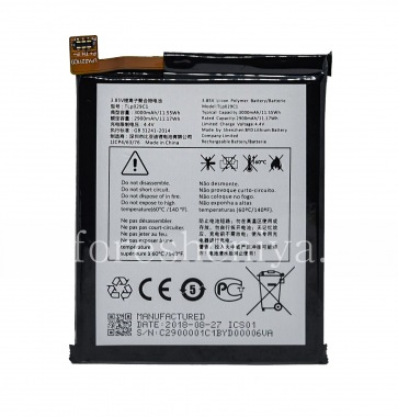Buy Original battery TLp029C1 for BlackBerry KEY2 LE