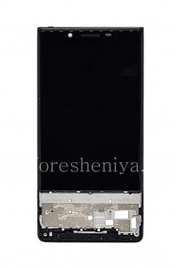Buy LCD screen + touchscreen + bezel for BlackBerry KEY2 LE