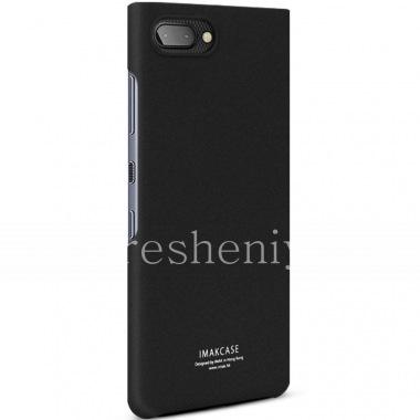 Buy Corporate plastic cover-cap IMAK Sandy Shell for BlackBerry KEY2 LE
