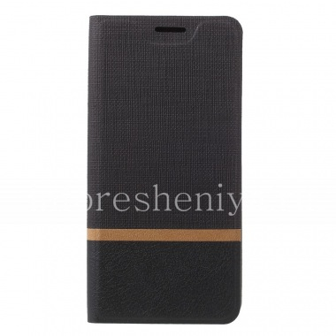 Buy Leather case horizontal opening for BlackBerry KEY2
