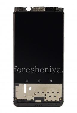 Buy LCD screen + touchscreen + bezel for BlackBerry KEYone