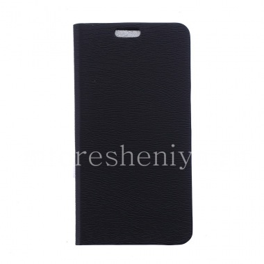 """Buy Leather Case horizontal opening """"Wooden"""" for BlackBerry Leap"""