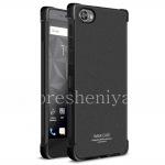 Brand IMAK Silky Case Silicone Case for BlackBerry Motion, Matte Black