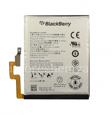 Buy Original battery BAT-58107-003* for BlackBerry Passport