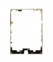 Original bezel in assembly for BlackBerry Passport, Metallic