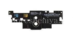 BlackBerry Passport জন্য মাইক্রোফোনের পরিবেশের সঙ্গে ক্যামেরা, ব্ল্যাক (কালো)