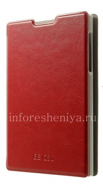 Buy Leather Case horizontal opening with function stand Diary Software BlackBerry Passport
