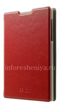 Buy খোলার ফাংশন ডায়েরি সঙ্গে অনুভূমিক চামড়া কেস দাঁড়িয়েছে BlackBerry Passport