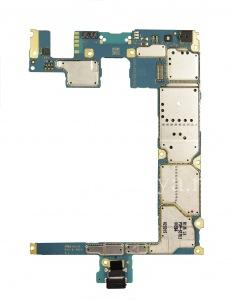 Motherboard of the BlackBerry Passport
