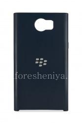 The original plastic cover Slide-out Hard Shell for BlackBerry Priv, Lagoon Blue