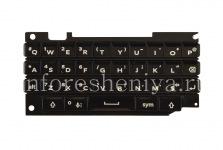 Original English keyboard for BlackBerry Priv, The black