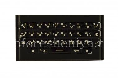 Buy Russian keyboard holder for BlackBerry Priv (engraving)