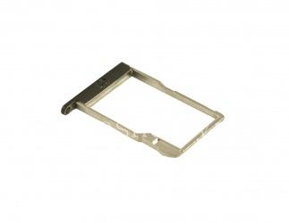 Memory card holder for BlackBerry Priv, Black / Metallic