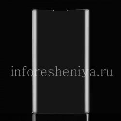 Protective film-glass edge for screen BlackBerry Priv, Transparent