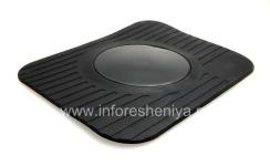 BlackBerry用の車のPanaVise超ロープロファイルダッシュマットコーポレートパッドホルダー, ブラック