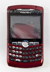 Color Case for BlackBerry 8300/8310/8320 Curve, Maroon