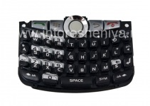The original English keyboard assembly for BlackBerry 8300/8310/8320 Curve, The black
