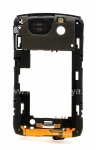 The middle part of the original case c GPS for BlackBerry 8300/8310/8320 Curve, Black, c GPS
