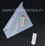 A transparent protective film for BlackBerry 8300/8310/8320 Curve, Transparent